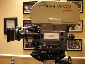 Panavision R-200 Camera