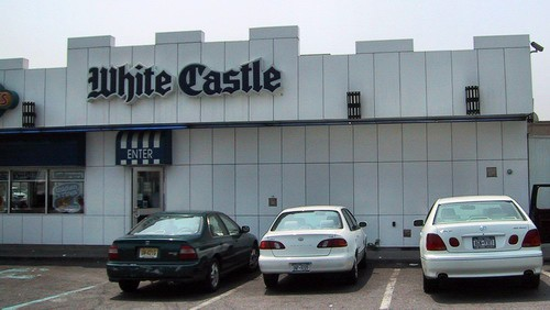 White Castle in the Bronx