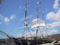 Ship at Mystic Seaport