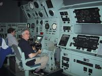 Stan at the Helm