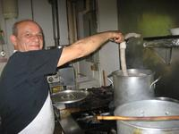 Sausage Making at Grace's Kitchen - Branford