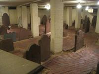 Cemetery below Center Church, New Haven