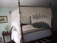 Our room at the Swan Cove B&B