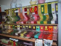 Jelly Bellies at Chocolate Shoppe