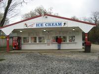 Hodgies Too Ice Cream Shop, Salisbury Plains