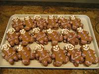 Gingerbread Men at Winfrey's