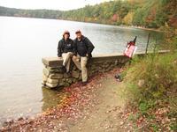 Us at Walden Pond