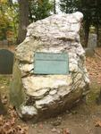 Ralph Waldo Emerson's Grave Marker