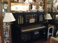 Player Piano in Old Country Store