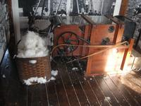 Cotton Gin at Slater Mill Museum