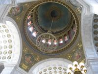 Inside Capitol Dome