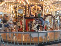 Carousel in Warwick Mall