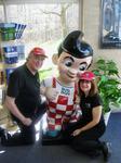 With Big Boy at John Fenwick Center