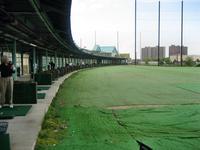 Driving at the Bronx Golf Center, Gun Hill Rd