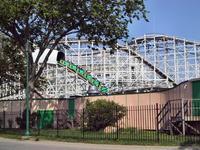 Roller Coaster at Playland, Rye
