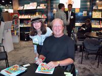 Jim Davis, Garfield Cartoonist at BEA
