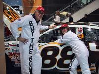 NASCAR at Book Expo