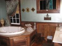 Bathroom at Breeden Inn