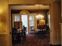 Dining Room at Abingdon Manor