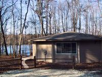 Our cabin on the shore, Santee State Park