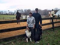 Ted and JoAnn Dawson, Fairwinds Farm B&B
