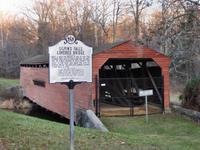 Historic Covered Bridge, North East