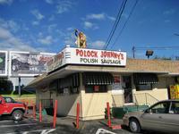 Pollock Johnny\'s, Caton Ave, Baltimore