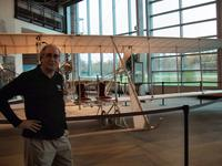 The Wright Brothers\' flyer, College Point Aviation Museum
