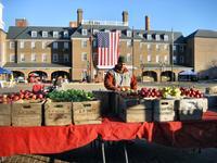 Farmers\' Market in the Square