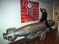 Living dangerously in the Torpedo Factory Art Studios