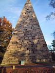 Pyramid in Hollywood Cemetery, Richmond