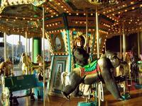 Funland carousel