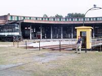 Roundhouse Railroad Museum, Savannah