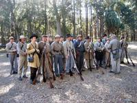 Rifle Practice at Fort McAllister