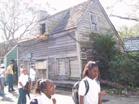 The oldest school, St Augustine