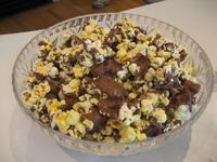 Chocolate Popcorn, Peterbrooke Chocolate Shop