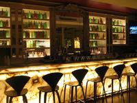 Bar at Bistro Aix, Jacksonville