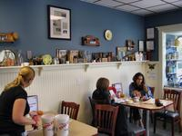 Breakfast at the Country Corner Cafe, Saratoga Springs