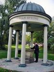 Columbian Spring water, Saratoga Springs
