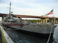 Slater Battleship, Albany