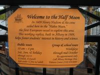 The Half Moon, Albany