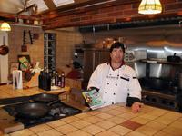 Chef Marcello of Marcello\'s, Suffern