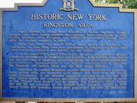 Kingston Historic Marker