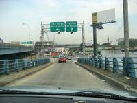 Approaching Yankee Stadium
