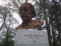 Einstein Bust Princeton
